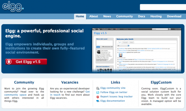 professional social networking website logo