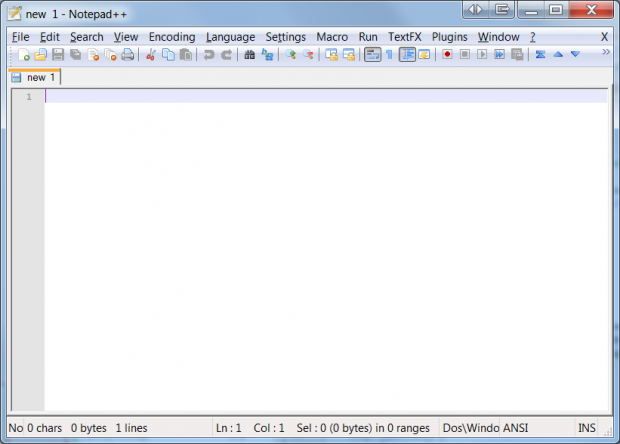 Using Notepad++ as an IDE - ChurchMag