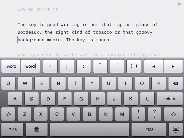 iA Writer: iPad App That Keeps Me Focused on Writing - ChurchMag