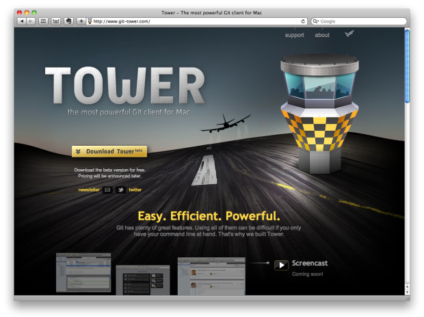 Tower: Best Git Client for Mac? Maybe  - ChurchMag