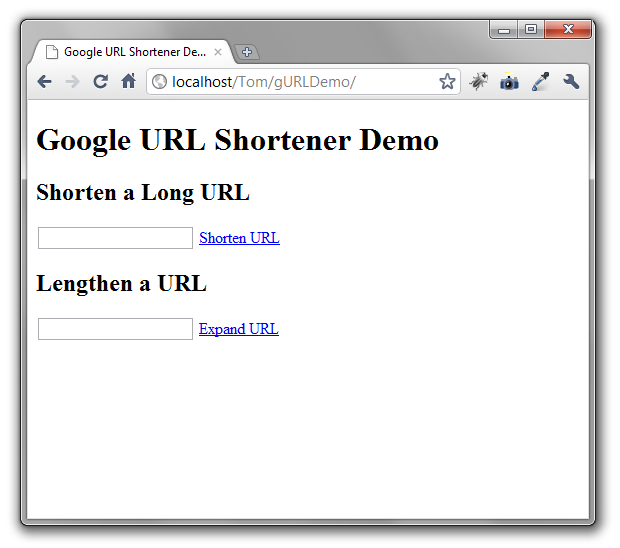 Getting Started with the Google URL Shortener API - ChurchMag