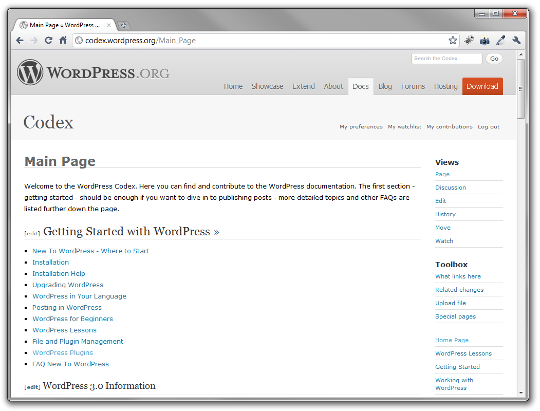 Query a Page In WordPress
