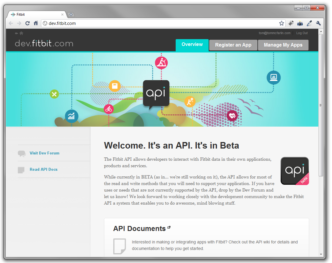 The FitBit Public API Launches - ChurchMag