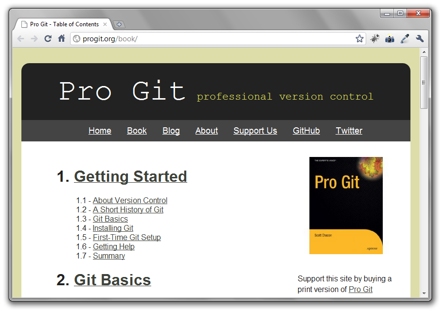 ProGit - A Free eBook For Learning Version Control - ChurchMag