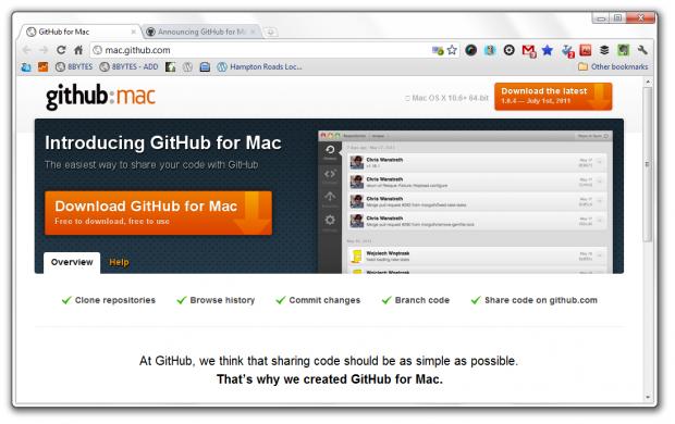 Download Github For Mac 10.8