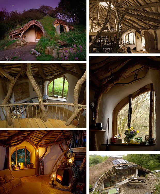 Real Life Hobbit House Churchmag