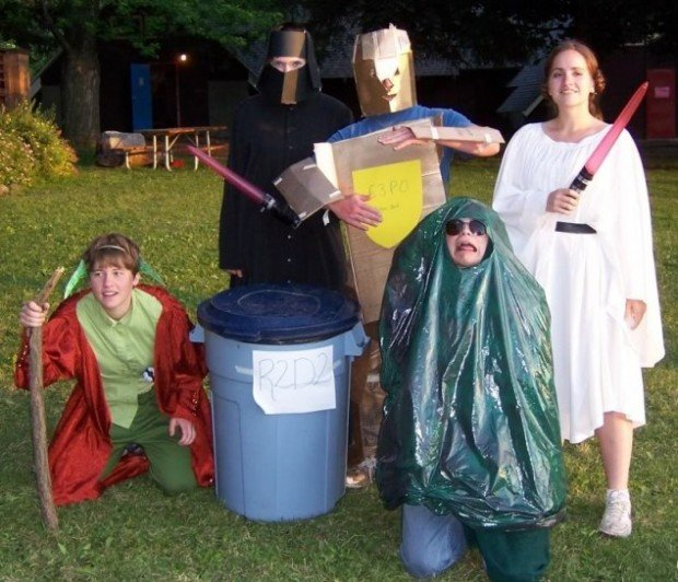 worst star wars costumes