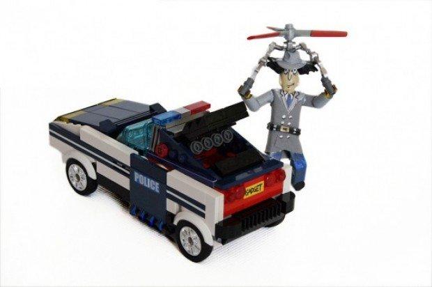 Lego Inspector Gadget