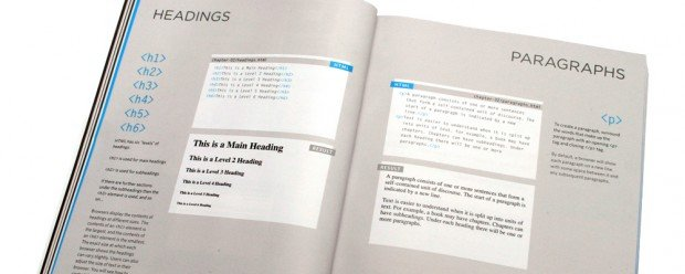 learn html css book