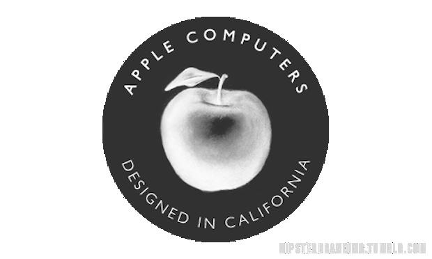 hipster apple