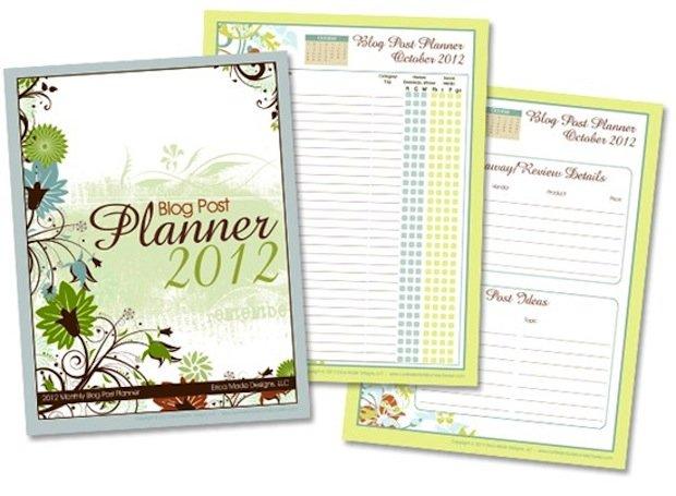 Planner Download 2012 Planner Free Download