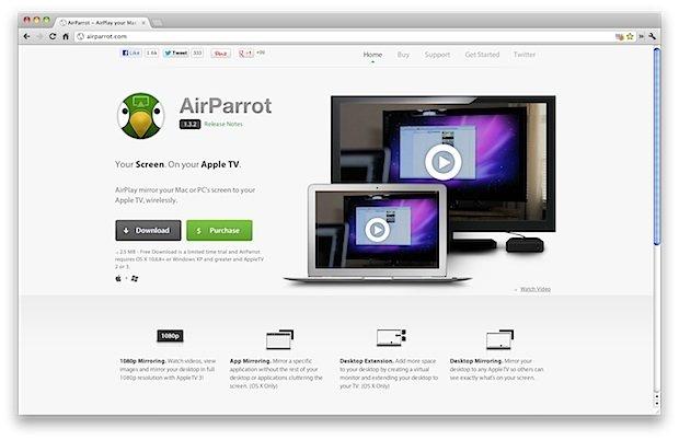 airparrot mac download