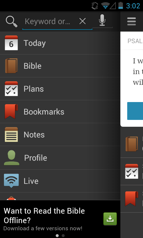 YouVersion for Android Gets a Makeover - ChurchMag
