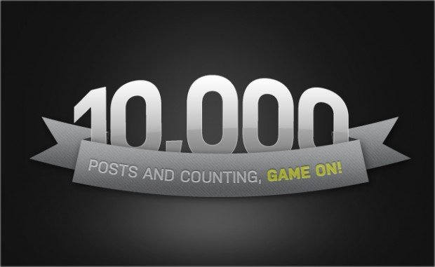 This Is Our 10,000th Blog Post - Ready to Celebrate? - ChurchMag