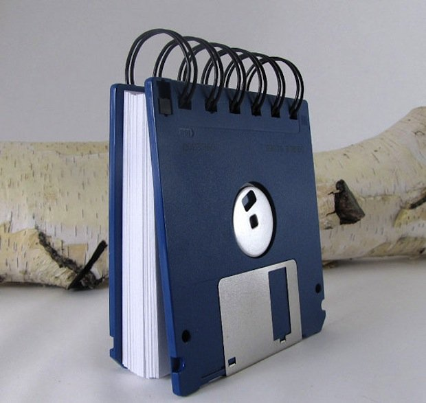 Creatively re purposing floppy disks churchmag - Uses for old floppy disks ...