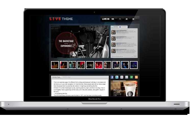 Live Theme Mac