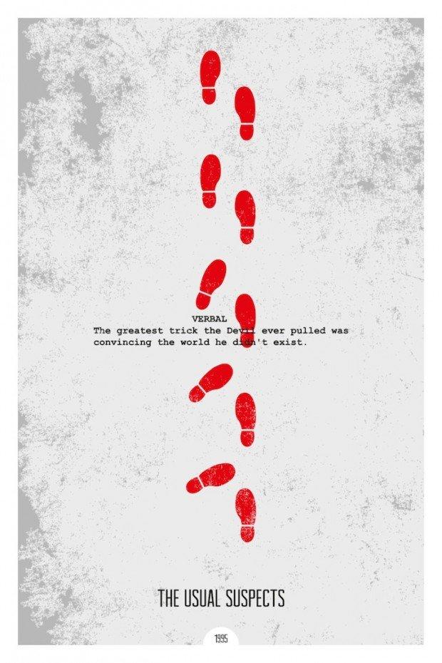 Inspiring Minimalist Advertising Posters