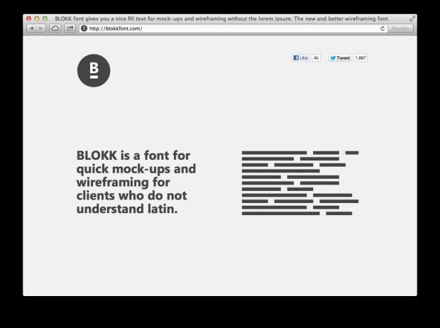 BLOKK Screenshot