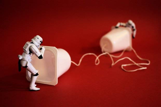 Stormtroopers Cold Calling