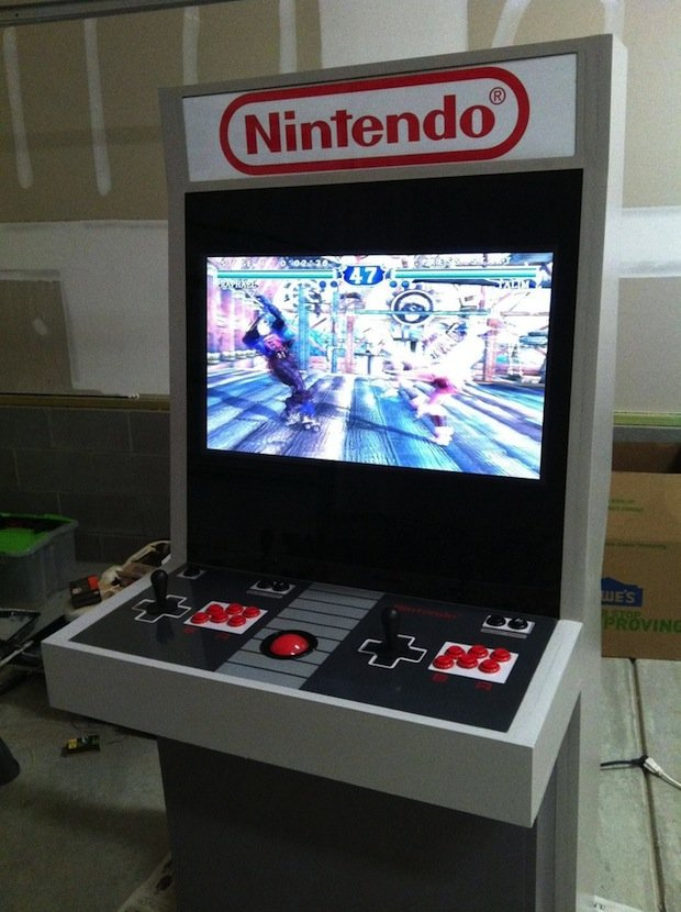 video games arcade: