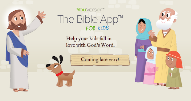 YouVersion The Bible App for Kids