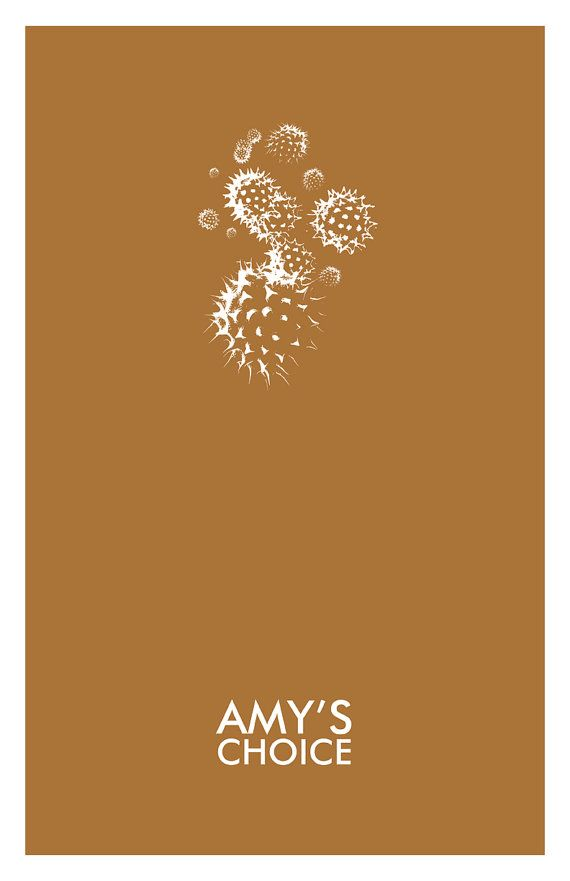 Doctor Who Posters - Amys Choice
