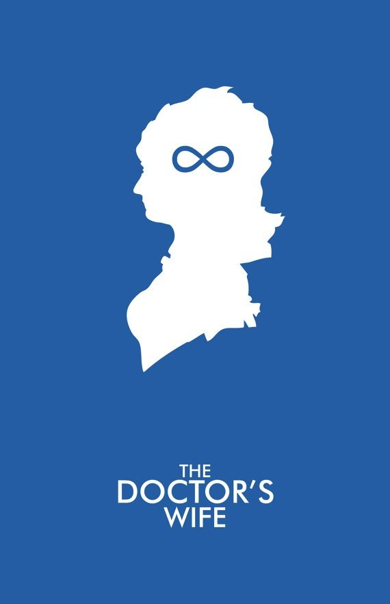 Doctor Who Posters - Doctor's Wife