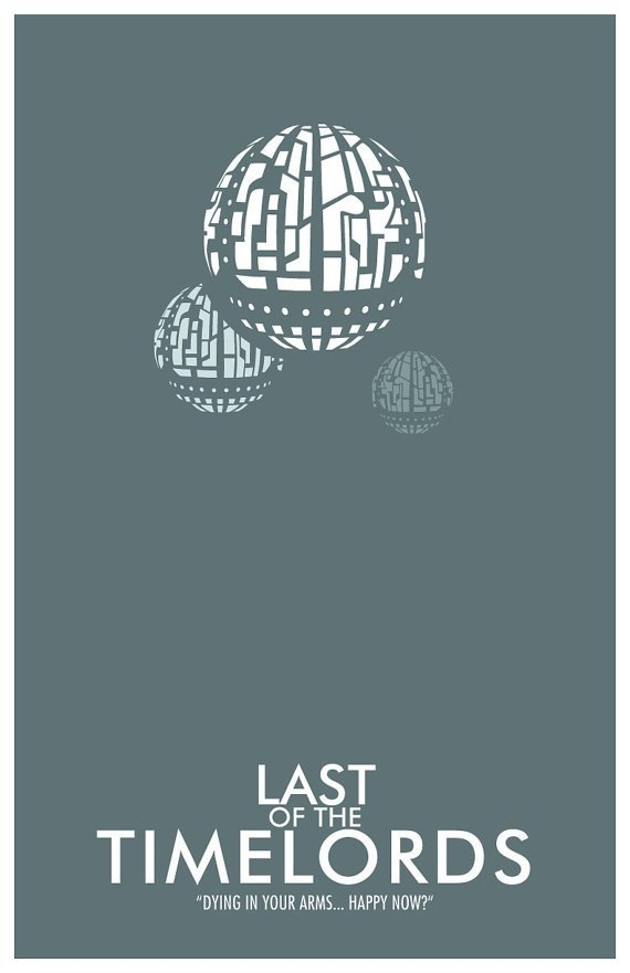 Doctor Who Posters - Last Timelords