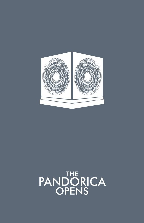 Doctor Who Posters - Pandorica