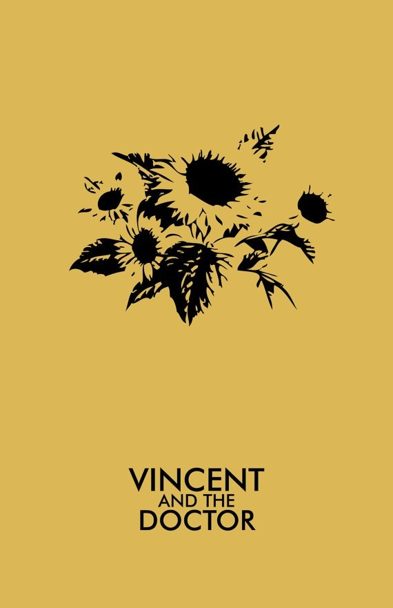 Doctor Who Posters - Vincent