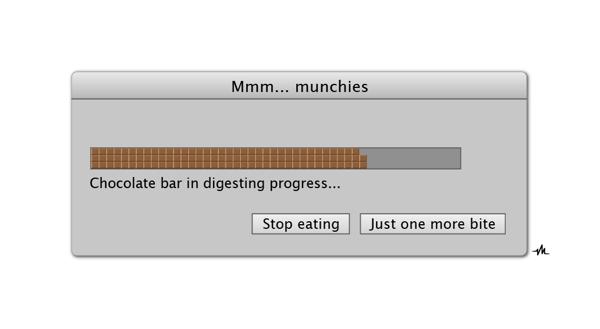 Work in Progress Bars 8