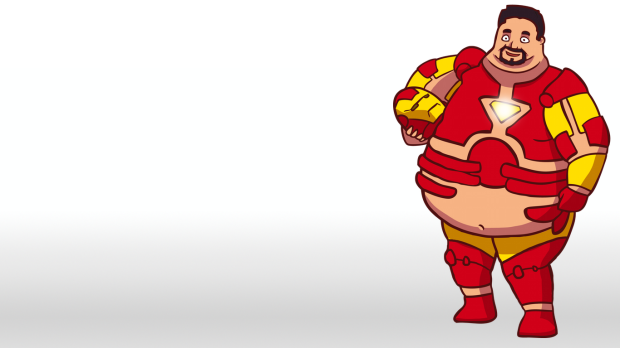 fatiron-1366x768, supersized heroes