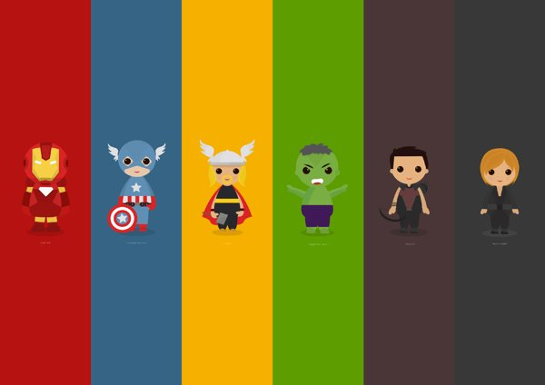 Little Avengers All