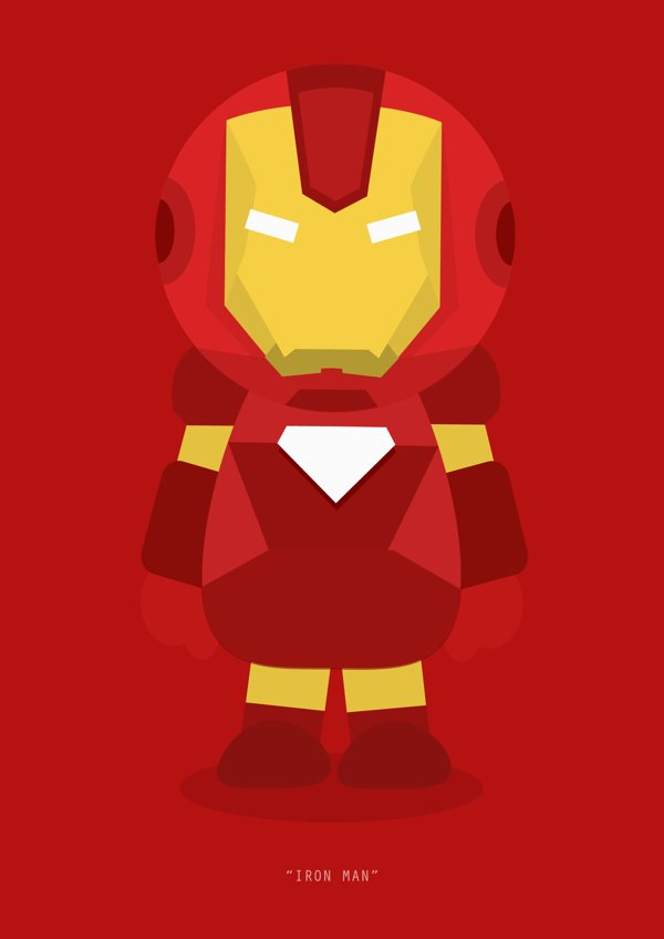Little Avengers Ironman