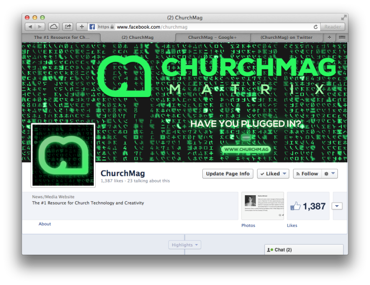 CM Matrix Branding FB