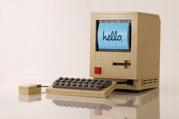 Retro Technology LEGO Kits by Chris McVeigh 1