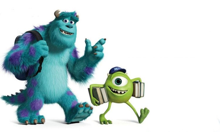 monsters inc sully mike