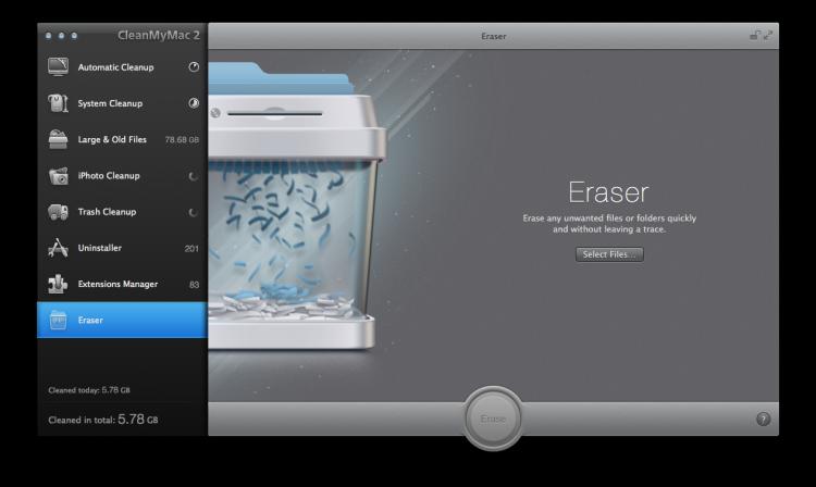 CleanMyMac 2 Mac Cleaner 8