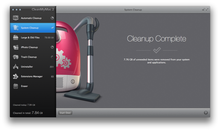 CleanMyMac 2 Mac Cleaner 9