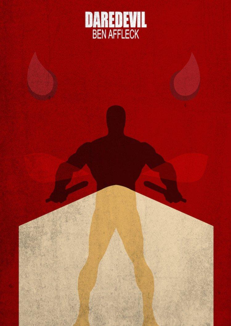 Daredevil Movie by Melissa Jallit