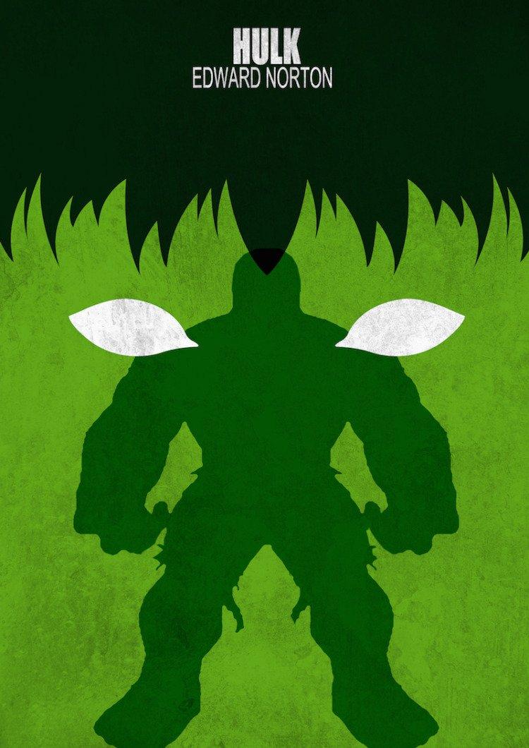 Hulk Movie by Melissa Jallit