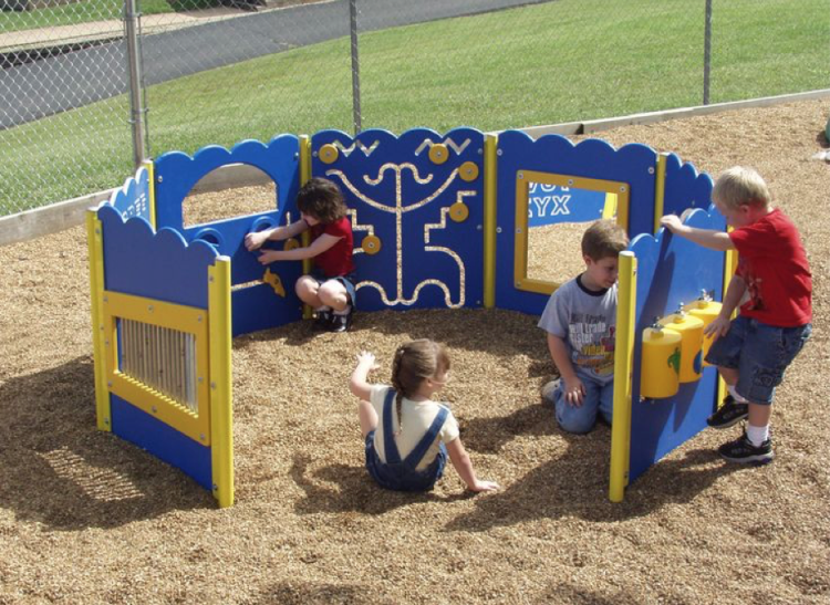 Developing a Child's Creativity through Church Playgrounds 3