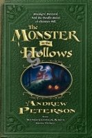 The Monster in the Hollows - Cover