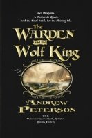 The Warden and the Wolf King - Cover