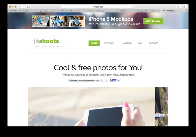 jeshoots Screenshot