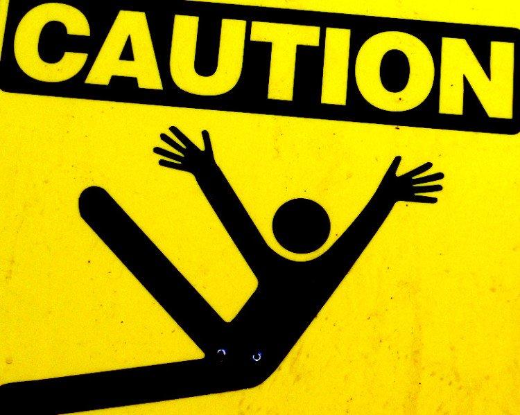 Caution Sign - WHOA
