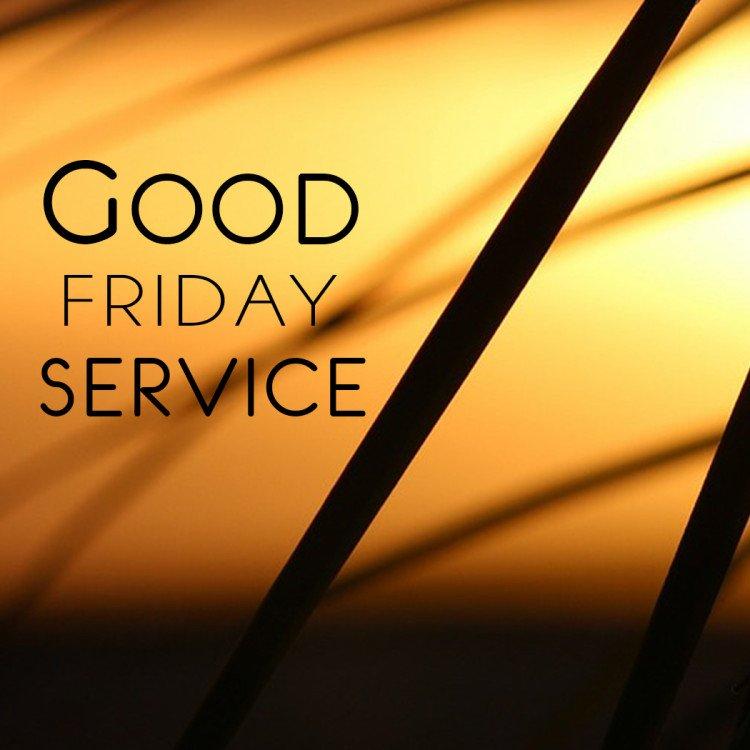 Good Friday Service Slide