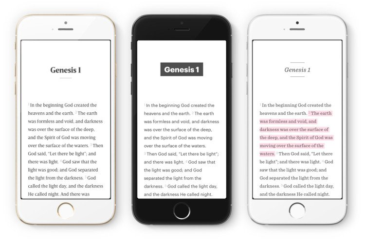 The Best Bible App for You [2017] - ChurchMag