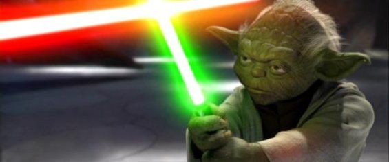 Dont mess with Yoda