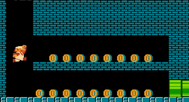 Super Mario Coins - Image